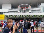 F1 | ジバラでGO! 笠原美香F1鈴鹿ブログ1回目08