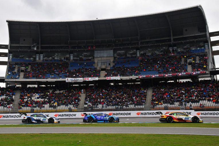 Blog   【ブログ】いざ多忙なレースデー初日へ/DTM第9戦ホッケンハイム現地ネタ(2)