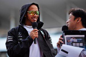F1 | ハミルトン、台風直撃の土曜に東京に戻ると宣言、チームが慌てて説得:メルセデス F1日本GP金曜