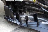 F1 | 【津川哲夫F1私的メカチェック】日本GP鈴鹿で見つめるフェラーリの複雑すぎる奇妙なフロアフロント造形とエアフロー