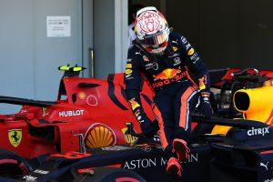 F1 | フェルスタッペン予選5番手「残念な結果だが決勝には自信がある。挽回するため集中していく」レッドブル・ホンダF1日本GP