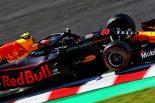 F1 | アルボン、フェルスタッペンと同タイムで予選6番手「ライバルの速さには驚いたが、自分の予選に満足」:レッドブル・ホンダ F1日本GP