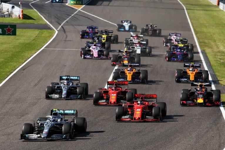F1 | 増え続けるF1開催の需要。年間25戦開催を目指すも「あるべき価値を反映していないレースを取りやめる」