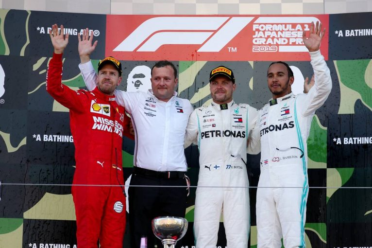 F1 | F1第17戦日本GP決勝 トップ10ドライバーコメント(2)