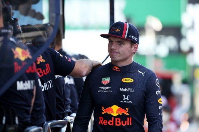 2019年F1第17戦日本GP日曜 マックス・フェルスタッペン(レッドブル・ホンダ)は決勝リタイア