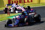 F1 | セットアップに失敗した昨年の反省を生かし8位入賞。ライバル勢と戦えることを証明/トロロッソ・ホンダF1日本GPコラム