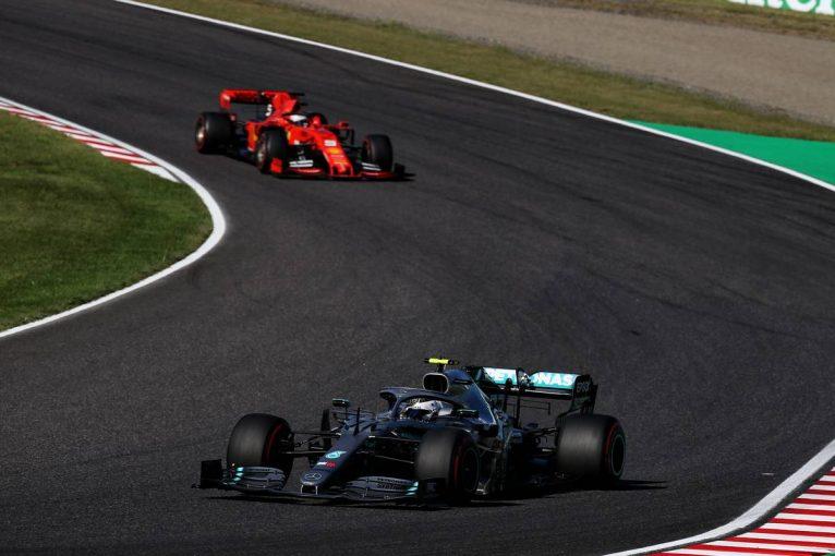 F1 | ピレリ「2位争いでは戦略的な闘いが見られ、予選と決勝双方でラップレコードが更新された」