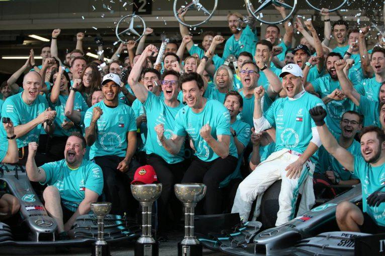 F1 | コンストラクターズ6連覇のメルセデスF1、2020年シーズンのエントリー料は史上最高額の約6億円に