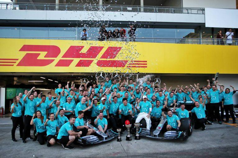 F1 | 「タイトルに向けて足並みをそろえ続けられたことが誇り」メルセデスF1代表が明かす偉業達成の秘訣