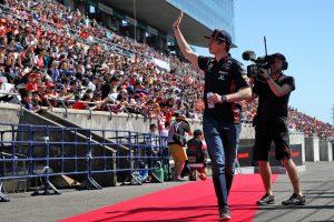 F1 | 2019年F1第17戦日本GP日曜 マックス・フェルスタッペン(レッドブル・ホンダ)