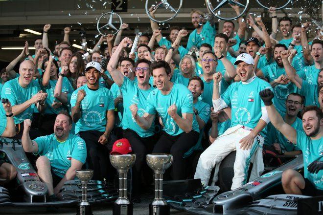2019年F1第17戦日本GP メルセデスがコンストラクターズタイトル6連覇を達成