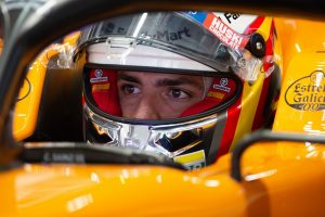 F1 | サインツJr、ガスリーを抜いてランキング6位に浮上「またしてもハミルトンとバトル。大満足の5位」:マクラーレンF1日本GP