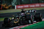 F1   グロージャン「スタートは最悪でリカバリーも困難。ペースもよくなかったので残念」:ハース F1日本GP日曜