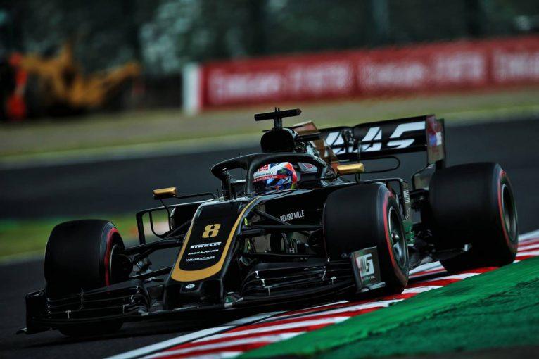 F1 | グロージャン「スタートは最悪でリカバリーも困難。ペースもよくなかったので残念」:ハース F1日本GP日曜