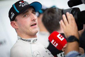 F1 | クビサ「予選ではリヤを芝生に落としてしまい、ウォールまであっという間だった」:ウイリアムズ F1日本GP日曜