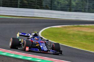 F1 | 山本尚貴(スクーデリア・トロロッソ)