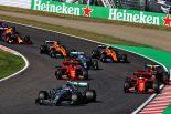 F1   2021年導入の新規則、確定期限は今月末。フェラーリF1代表は「まだ進行中の議論もある」と明かす