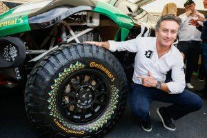 ラリー/WRC | 電動SUVの『ODYSSEY 21』初テスト。WorldRXのハンセン兄弟とSTCC女性勝者コチュリンスキーが参加