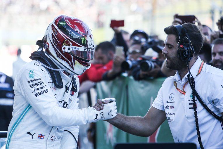 F1 | メルセデスF1代表「ハミルトンの戦略には本当に悩んだ」。チーム批判にも理解示す