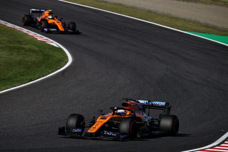 F1 | マクラーレンF1代表「我々のマシンにはトップ3に次ぐ力がある」。コンストラクターズ選手権4位獲得に自信