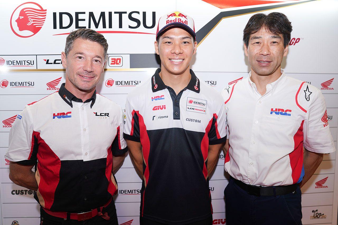 中上貴晶、2020年もLCRホンダでMotoGP継続参戦。右肩の手術のため日本GP以降の3戦欠場