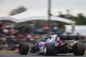 F1 | ペレス、F1日本GPのレース終盤に接触したガスリーを非難「本当にばかげているし、不要な接触だった」