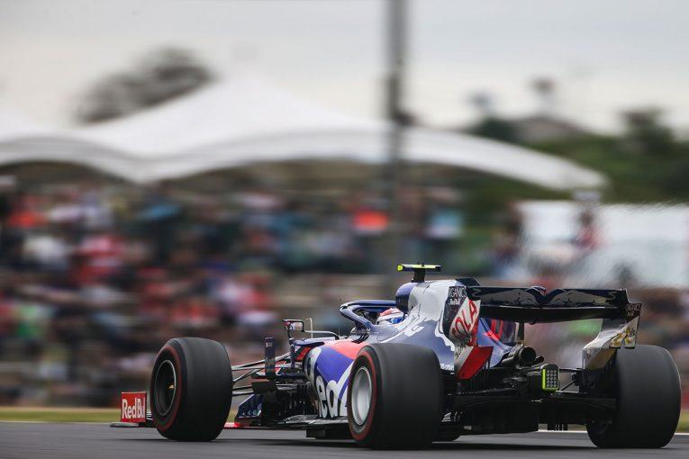 F1   ペレス、F1日本GPのレース終盤に接触したガスリーを非難「本当にばかげているし、不要な接触だった」
