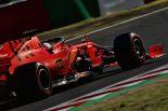 F1 | フェラーリ決勝後会見:2戦続けての敗戦もメルセデスに匹敵する速さにチーム代表は前向き。「後悔ではなく検証を」/F1日本GP