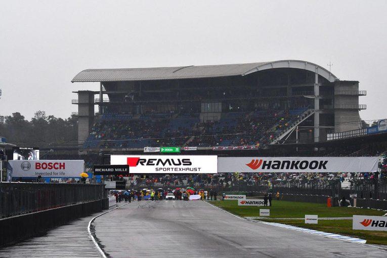 Blog | 【ブログ】ドイツの日本車ファン集団に喜んだ雨の日曜/DTM第9戦ホッケンハイム現地ネタ(3)
