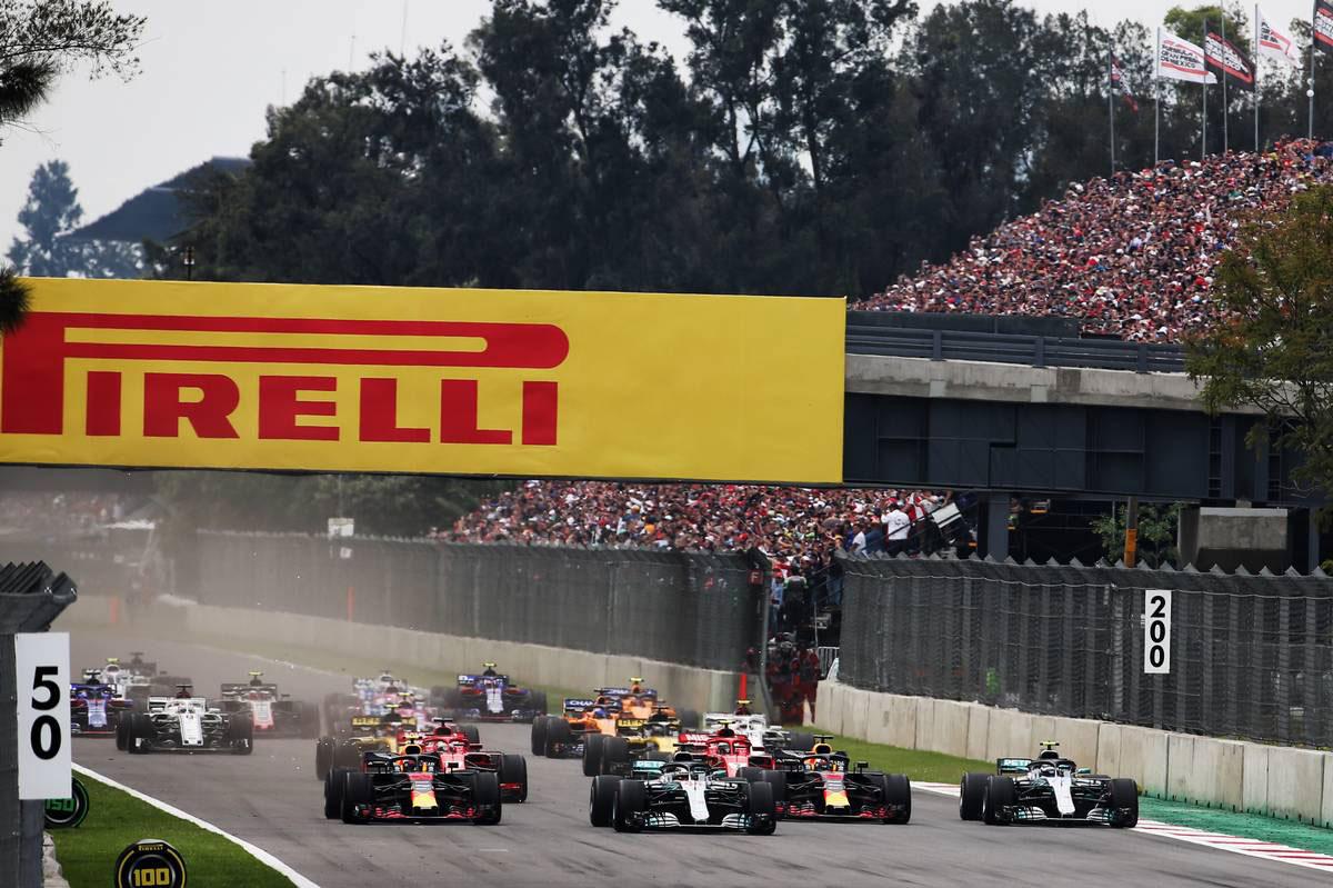 2018年F1第19戦メキシコGP