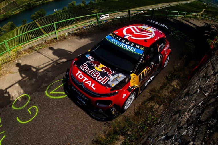 ラリー/WRC   WRC:シトロエン、第13戦スペインに向け新空力パーツ投入か。チームはアンダーステア改善に自信