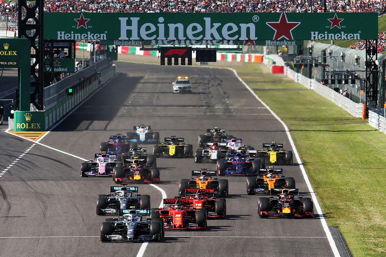 2019年F1第17戦日本GP