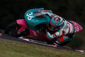 MotoGP | Moto3デビューを果たす全日本ロードJ-GP3王者の長谷川聖