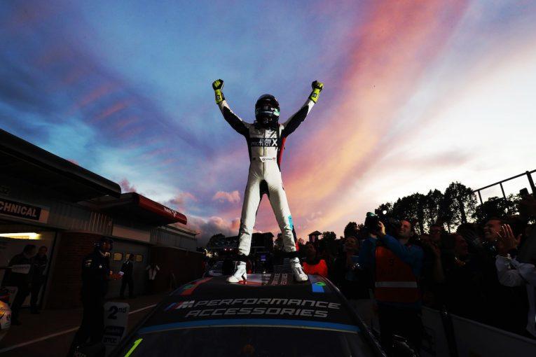 海外レース他 | BTCC最終戦:緊迫のドラマを制したターキントンが、歴代最多に並ぶ4度目の王座獲得