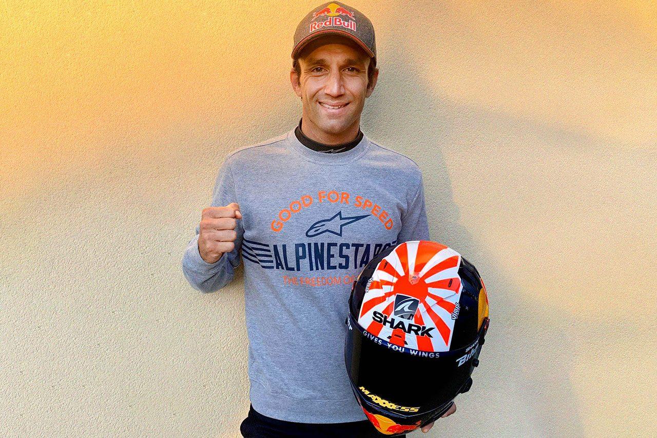 ヨハン・ザルコ、MotoGP終盤3戦は中上貴晶の代役でLCRホンダから代役参戦