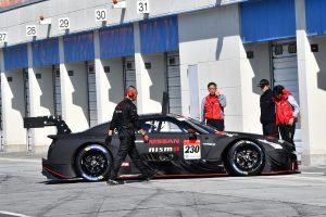 スーパーGT | 3メーカーの2020年マシンがそろい踏み! オートポリスでスーパーGT GT500テストが始まる
