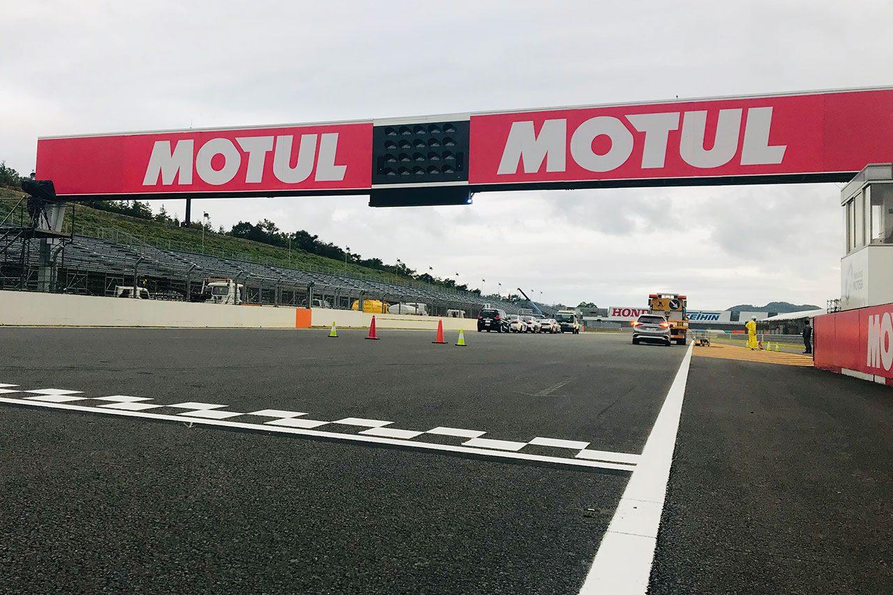 MotoGP日本GP開催のツインリンクもてぎは台風19号による被害なし。水戸北スマートインター閉鎖で迂回路利用を呼びかけ