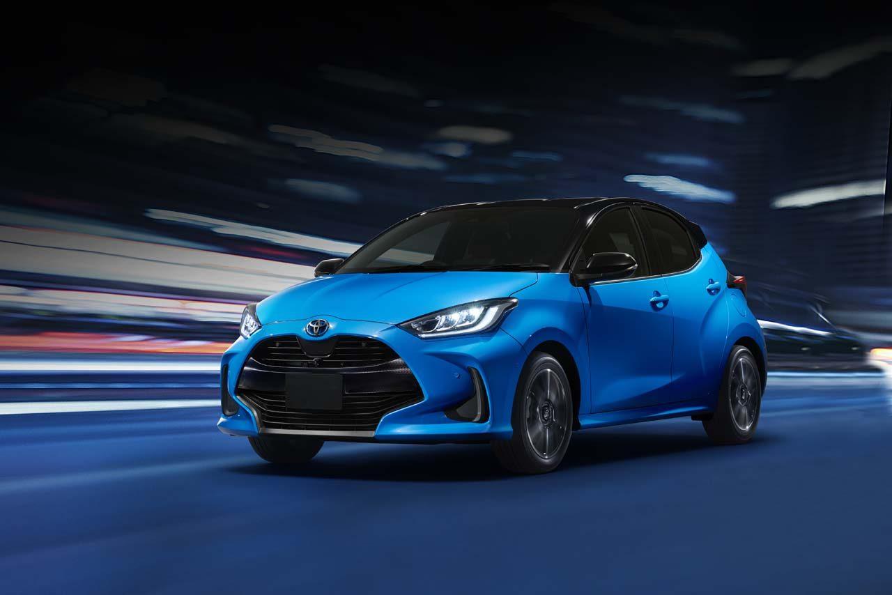 トヨタ、新型コンパクトカー『ヤリス』を世界初公開。車台、エンジン、サスペンションなどすべてを一新