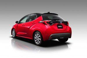 クルマ | トヨタ、新型コンパクトカー『ヤリス』を世界初公開。車台、エンジン、サスペンションなどすべてを一新