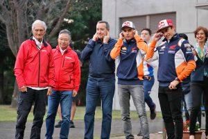 MotoGP | MotoGP日本GP開幕前にホンダが世界選手権参戦60周年記念トークショー開催。3人のホンダレジェンドライダーも登場