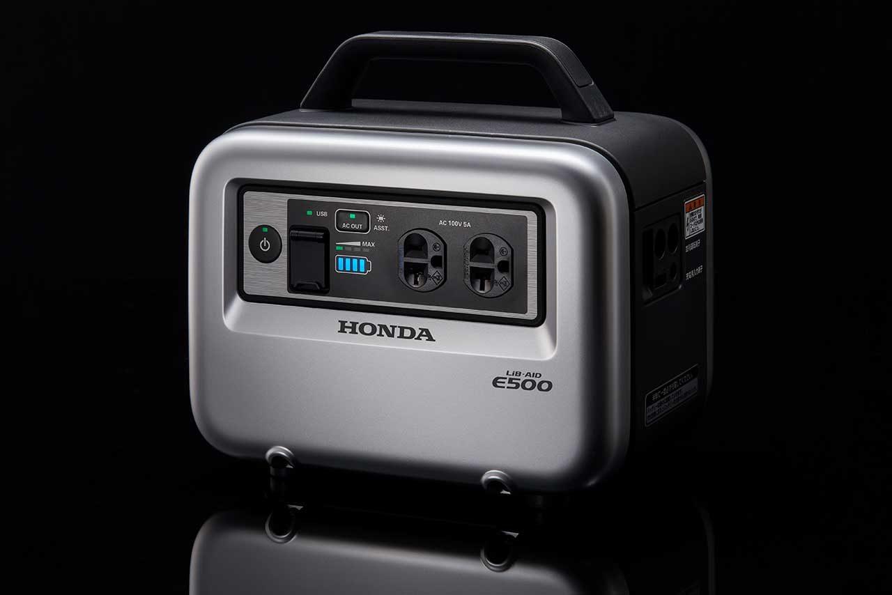 オーディオ機器用蓄電機『LiB-AID E500 for Music』