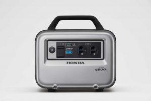 インフォメーション | ホンダが台数限定で販売するオーディオ機器用蓄電機『LiB-AID E500 for Music』