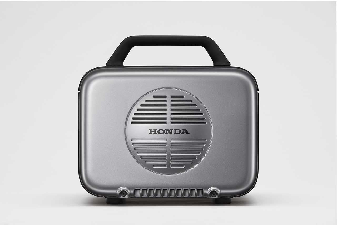 ホンダが台数限定で販売するオーディオ機器用蓄電機『LiB-AID E500 for Music』