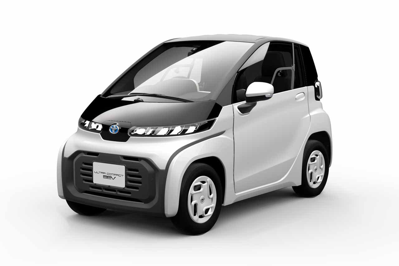 トヨタ、2020年冬頃発売予定の『超小型EV』などを東京モーターショーに出展