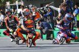 "MotoGP | MotoGP日本GP恒例のプレイベント開催。2019年のEVバイクレースは例年以上の""はっちゃけぶり"""