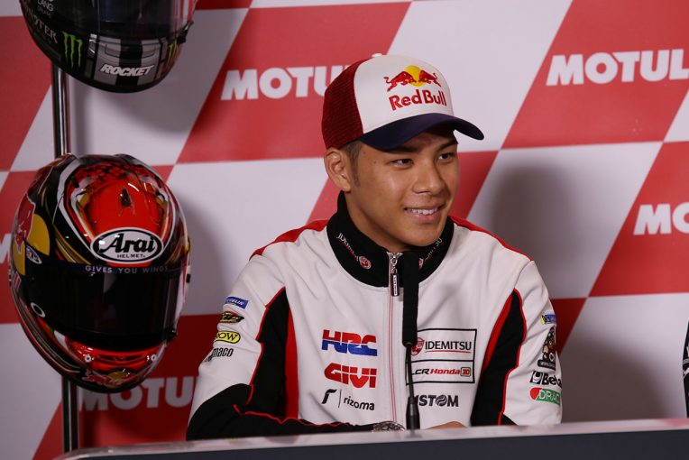 MotoGP | MotoGP日本GP:中上、怪我を抱えながらも「出るからにはベストを尽くす」と母国グランプリに固い決意
