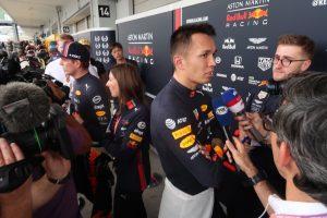 F1 | 【ブログ】ホンダ勢は悲喜交々。プレス対応で貫禄を見せたアルボンが4位に/F1日本GP現地情報(2)