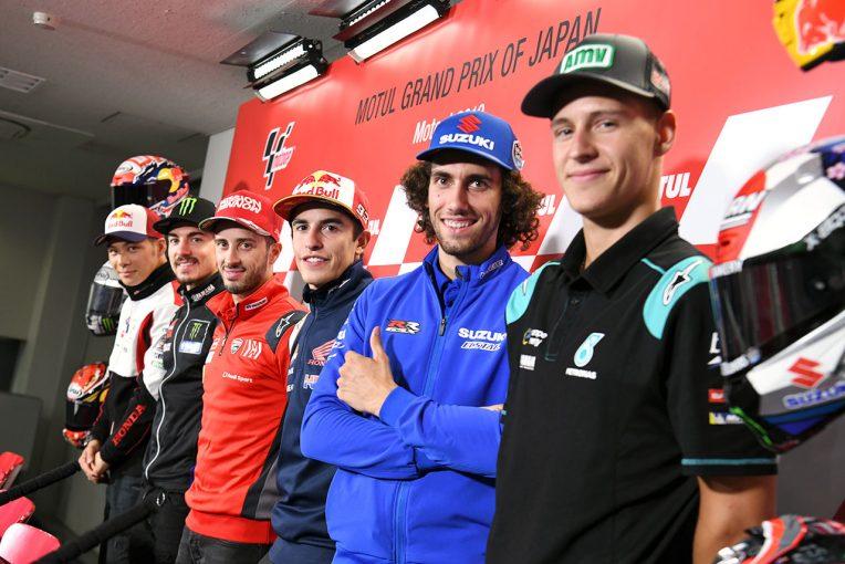 MotoGP | 王者マルケス、2019年のMotoGP日本GPはドヴィツィオーゾ、クアルタラロとの戦いを予想