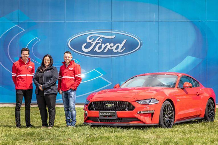 海外レース他 | 豪州SC:ニッサンで奮闘したケリー・レーシング、2020年はついにフォードへスイッチ