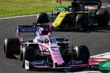 F1 | セルジオ・ペレス(レーシングポイント)